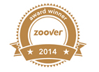 Domaine le Bost is Zoover award winner 2014